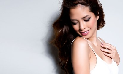 12 or 18 Laser Treatments with 3-Month Product Supply & 2 Scopings at JAG Laser <strong>Hair</strong> Solutions (Up to 66% Off)