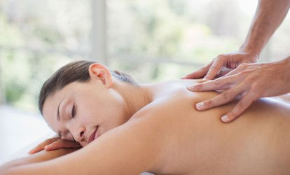 image for Choice of 60-Minute Full Body Massage from £18 at The Arch