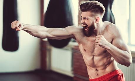 Video allenamento di fit boxe con Future Academy (sconto 74%)