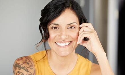 Sesión de tratamiento HIFU en 1 zona de la cara, cara completa, cuello o escote desde 89 € en Diana Parrondo