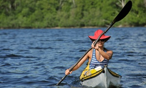 Brittingham Boats: Kayak, Canoe, and Paddleboard Rentals from Brittingham Boats (Up to 43% Off). Four Options Available.