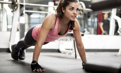 10 <strong>Boot</strong>-Camp Classes for One or Two People at FitMania (Up to 75% Off)