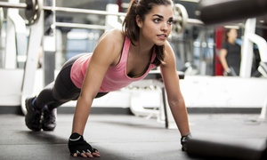 Lipstick and Barbells: 5 or 10 Boot-Camp Classes at Lipstick and Barbells (Up to 82% Off)