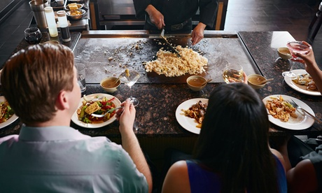 $24 for $40 Toward Food and Drink for Dine-In at Banzai Hibachi