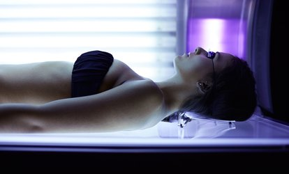 Single Session on Bronze, Platinum, Titanium, or Diamond Level Bed at CT Tan Club (Up to 55% Off)