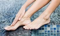 45-60 Min. oder 60 Min professionelle Fußpflege, opt. inkl. Lack, bei womans beauty (bis zu 53% sparen*)