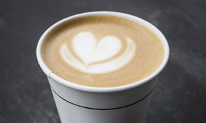 Cafe Jolene: Six Coffees to Take Away from Cafe Jolene (Up to 63% Off)