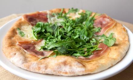 Menu pizza, ostriche e Prosecco a 29,90€euro