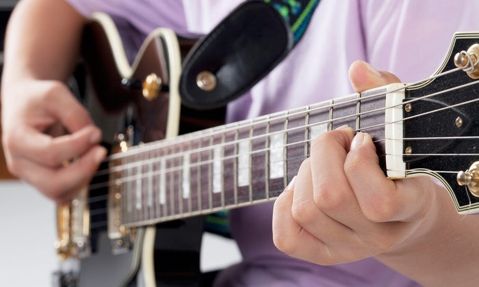 Master Your Guitar - Master Your Guitar: One, Two, or Four Beginners Group Sessions at Master Your Guitar (Up to 56% Off)