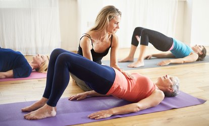 One Month of Pilates Classes or Eight Group Pilates Classes at Pilates For Life (Up to 73% Off)