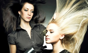 Gentle Hair n Beauty Zone: Shampoo and Blow-Dry - One ($19), Two ($35), Three Visits ($49) at Gentle Hair n Beauty Zone (Up to $135 Value)