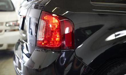 Lavado manual interior y exterior de vehículo con opción a pulido y lacado de faros delanteros en Service Wash La Caleta