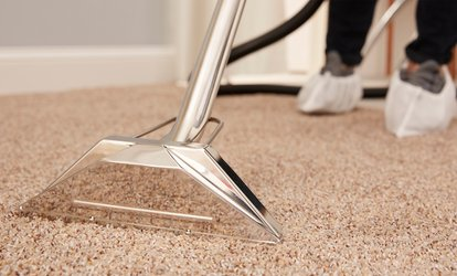 image for <strong>Carpet Cleaning</strong> for Three or Five Rooms from Sammy Steamer (Up to 45% Off)