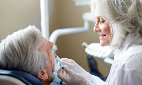 Dental Exam with X-rays and Cleaning or Teeth Whitening from Colonialtown Dental (Up to 85% Off)