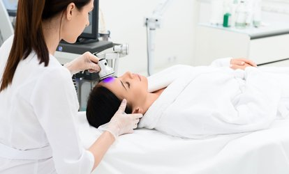 One, Three, or Five LED Light Therapy Facials at Just Jill Beauty and Wellness (Up to 58% Off)