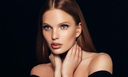 Kosmetische Plasma-Lift-Behandlung
