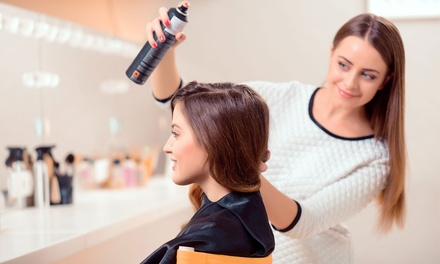 Haircut with Style, Blow-Dry, and More at Hair By Melissa Lay (Up to 43% Off). Five Options Available.
