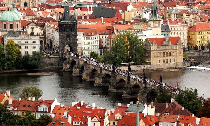 Hotel City Club Prague - Prague 2, NOVÉ MĚSTO Fino a 53%   Groupon ...