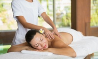 One or Three Sessions of One-Hour Deep Tissue or Aromatherapy Oil Massage at Prana Spa (Up to 67% Off)