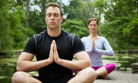 $10 for a One-Month Meditation Membership at Georgia Meditation Center ($20 Value)
