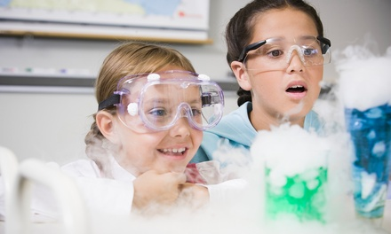 $99 for a Silver Birthday Party Package for Up to 15 Kids at Mad Science (Up to $204 Value)