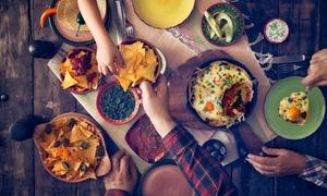 Arriba Mexico: Mexikanisches 3-Gänge-Menü inkl. Erdbeer-Daiquiri für Zwei oder Vier im Arriba Mexico (bis zu 59% sparen*)