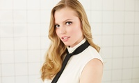 Cut and Blow-Dry and Optional Half-Head of Highlights at Blades Hairdressers (Up to 50% Off)