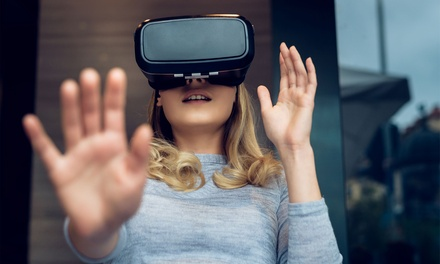 VR Escape Room Game: 2 ($59), 3 ($88), 4 ($116), 5 ($145) or 6 Ppl ($174) at Virtual Reality Adelaide (Up to $270 Val)