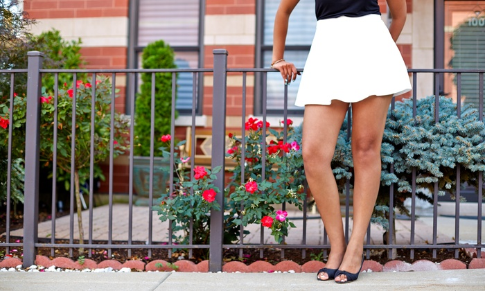 LaserAway - Multiple Locations: Laser Hair-Removal Treatments on a Small, Medium, or Large Area at LaserAway (Up to 89% Off)