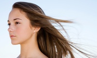 Haircut, Wash & Restorative Mask Treatment with Option to Add Partial Highlights at TD Modern (Up to 48% Off)