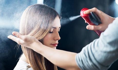 Sesión de peluquería completa con opción a tinte y/o mechas desde 14,95 € en Namahe Estilistas