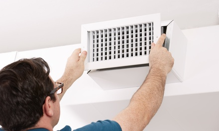 Split $67 or Ducted System Air Conditioner Clean $97 from Coldcoast Up to $240 Value