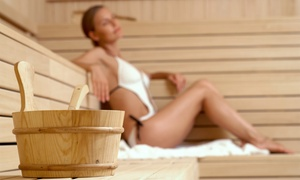 Spa im Ferien Idyll Seepferdchen: 1x oder 2x Sauna-Tageskarte inkl. Wasser-Flatrate für das Spa im Ferien Idyll Seepferdchen (bis zu 50% sparen*)