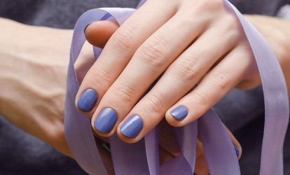 Gel Manicure or Pedicure or Both at The Chamomile Beauty Spa with Lisa Edwards (Up to 69% Off)