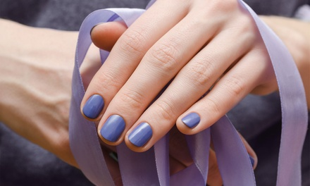 Gel Manicure $19, Gel Pedicure $29 or Both $45 at Star Nails Beauty Up to $75 Value