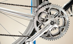 Frank's Bicycles: $40 Towards Bicycle Accessories or One Bike Repair or Tune-Up at Frank's Bicycles (Up to 57% Off)