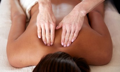 image for One or Two 30 Minute Deep-Tissue Massages at Synergy and Well Med (Up to 86% Off)