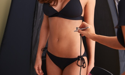 Spray Tanning: Three Sessions $35 or Five Sessions $55 at Hairfree Centre Subiaco Up to $175 Value