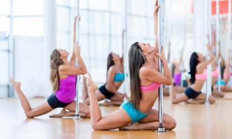 60 Minuten Pole-Dance-Kurs im Boogaloo TanzStudio