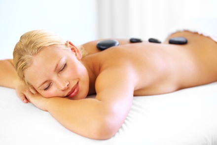 60- or 90-Minute Hot-Stone Massage at Elevation Massage and Energy Work (Up to 48% Off)