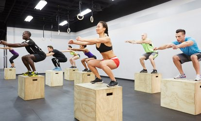image for Five or 10 Group Fitness Classes With Registration for 1 Year at Midwest Training and Ice Center (Up to 62% Off)