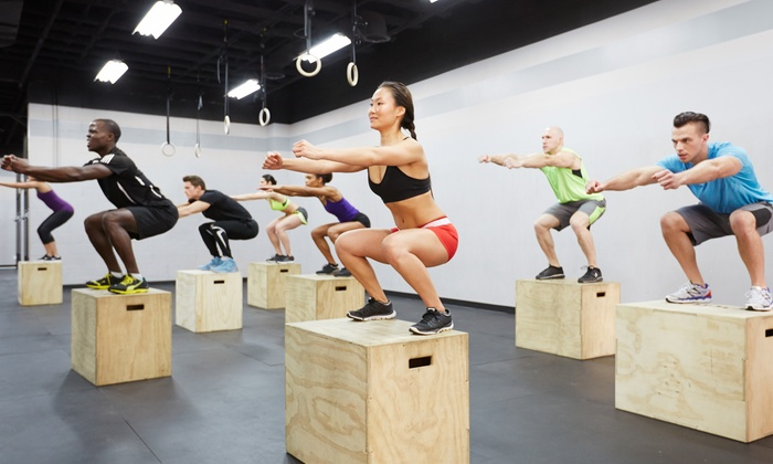 DBA Maximum Intensity - West Palm Beach: 10 or 20 Cross-Training or Boot-Camp Classes at Maximum Intensity (Up to 86% Off)