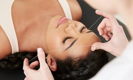 $7 for One Eyebrow-Threading Session at Shakila Beauty Salon ($12 Value)