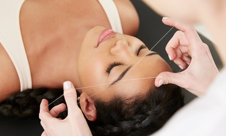 $7 for One Eyebrow-Threading Session at Shakila Beauty Salon ($12 Value) 3c094b13-a2e3-4197-a11d-dee4d6e6bbd0