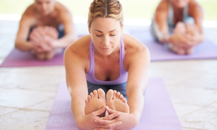 Ten Yoga Classes at Hope Pilates (94% Off)