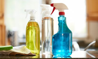 image for Two or Four Man-Hours of <strong>House <strong>Cleaning</strong></strong> from ScrubAll <strong>Cleaning</strong> Service (Up to 50% Off)