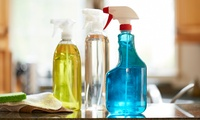 House Cleaning: One- (From $59), Two- (From $69) or Five-Bedroom House (From $129) from Cleaning Mates (From $160 Value)