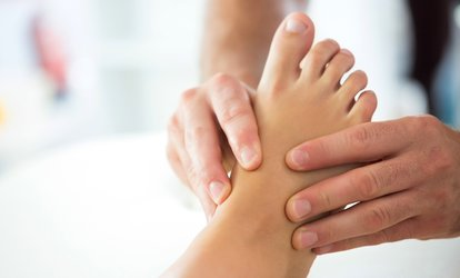 image for One or Two 30-Minute <strong>Foot Massages</strong> at Han Ting <strong>Foot Massage</strong> (Up to 71% Off)