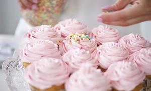 My Secret Tea Room: Cupcake Masterclass for Kids or Adults at My Secret Tea Room