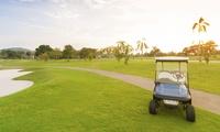 2 séances d1 h en duo ou en solo et 1 accès au parcours école 3 trous dès 49,90 € au golf David Giaoui